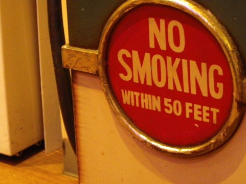 飲食店禁煙化