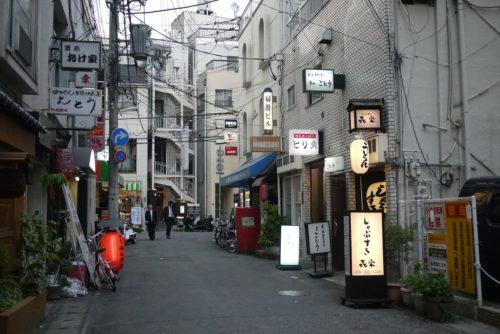 日本の店舗