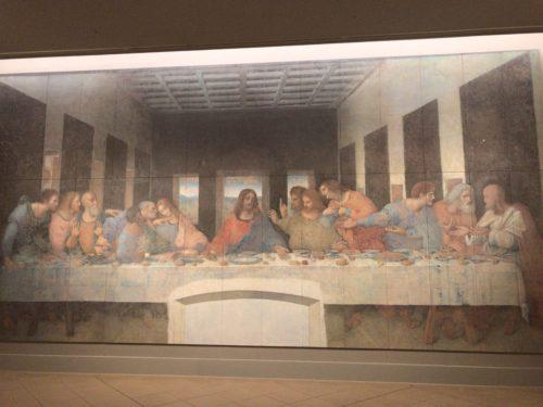 最後の晩餐大塚国際美術館
